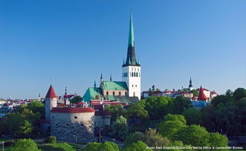 Helsinki Tallinna Risteily