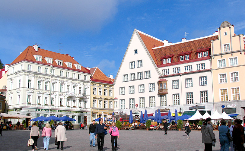 Päivä Tallinnassa -matkat Helsingistä - S-etukortti | Viking Line