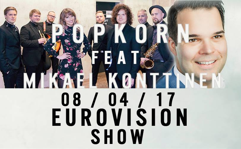 Eurovision Cruise-Minikryssning 8.4