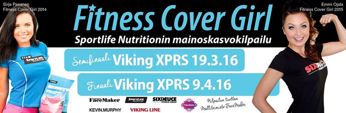 Fitness Cover Girl