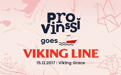 Provinssi goes Viking Line 15.12