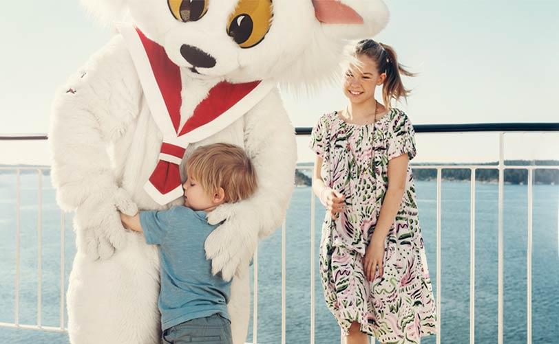 Lasten kanssa lomalle │ Viking Line