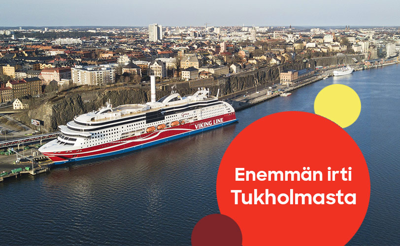 Vikingline Tukholma