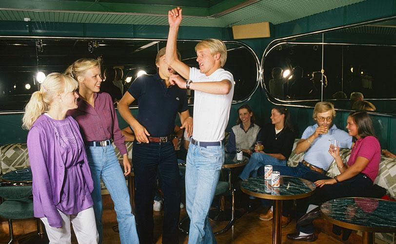 Tanssiravintolat Helsinki
