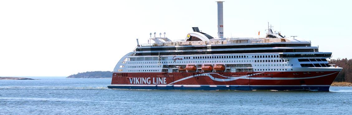 M/S Viking Grace - Laivat - Valitse matka | Viking Line
