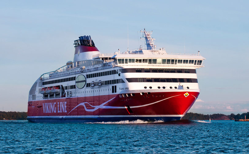 Viking Line Tallinnaan