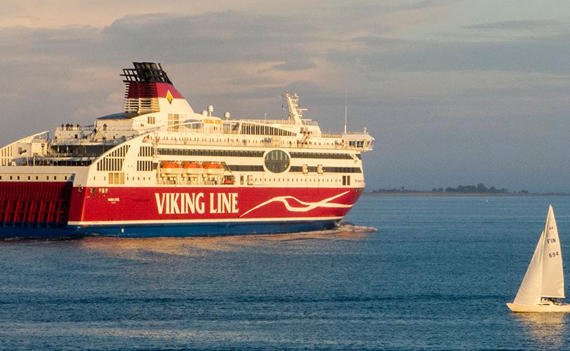 Viking Line Terminaali Helsinki Tallinna